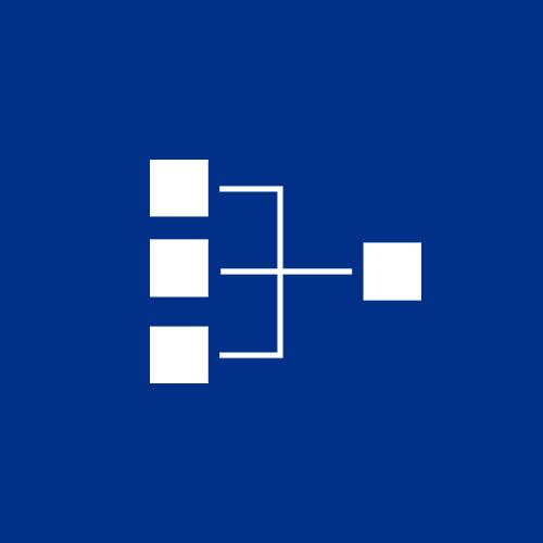 CAQ: Grafik zum Datenmanagement mithilfe von Schnittstellen